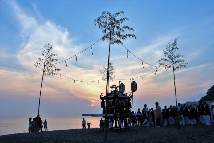 2017年 秋谷海岸 夏祭り_d0150720_12271124.jpg
