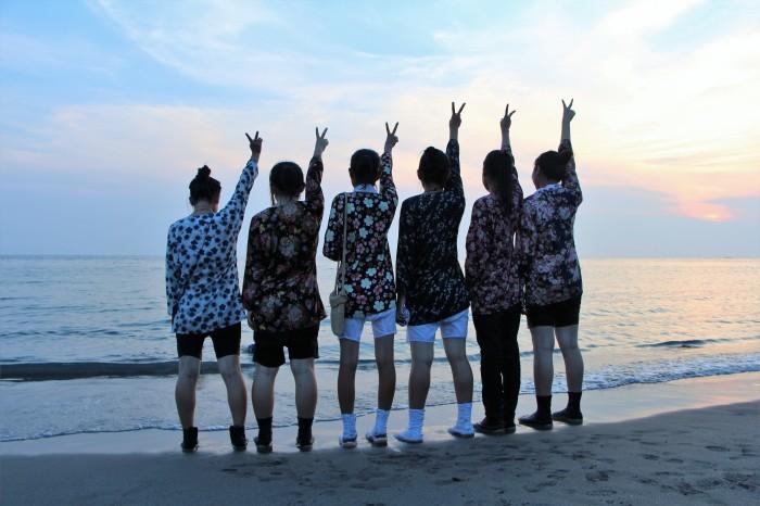 2017年 秋谷海岸 夏祭り_d0150720_12282554.jpg