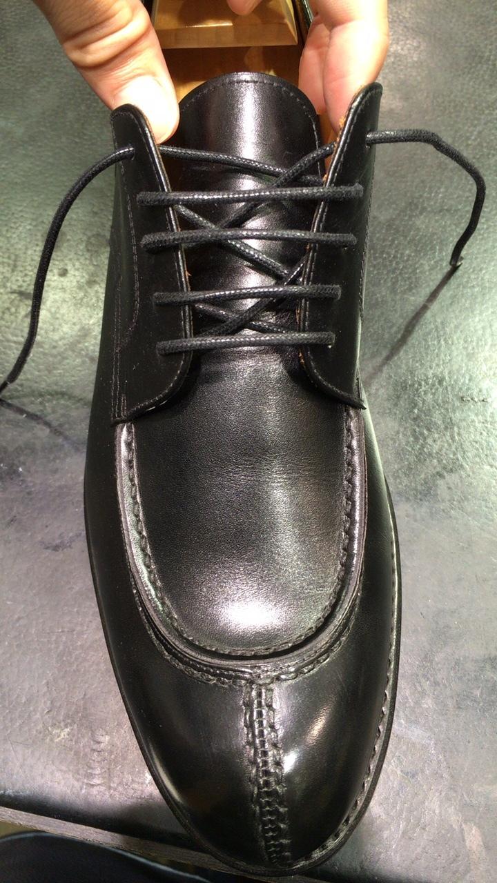 靴紐の通し方②_b0226322_10260104.jpg