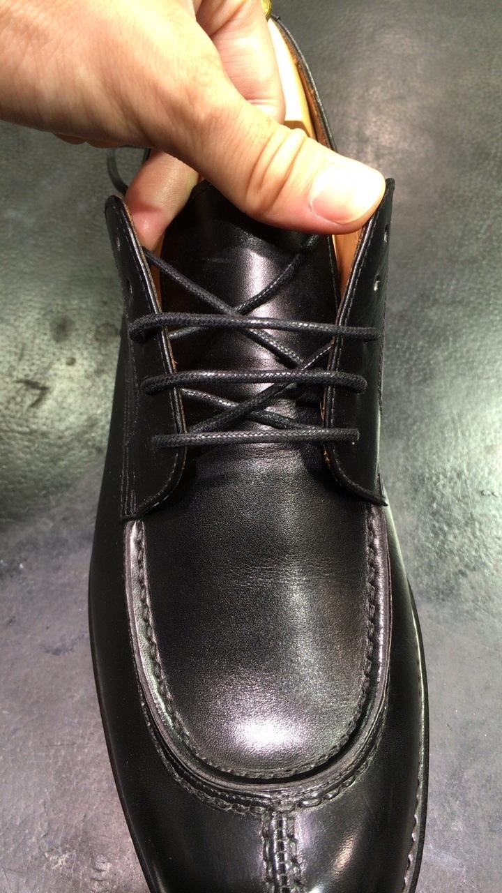 靴紐の通し方②_b0226322_10260148.jpg