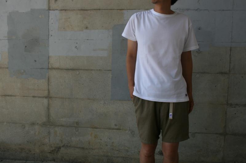 第3821回    H/S Crew Neck Jersey Shirt。_f0366424_11543468.jpg