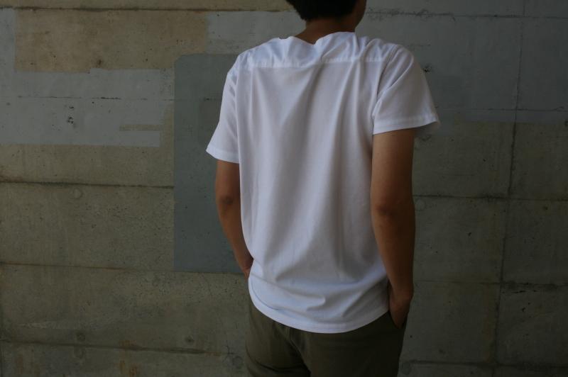 第3821回    H/S Crew Neck Jersey Shirt。_f0366424_11551290.jpg