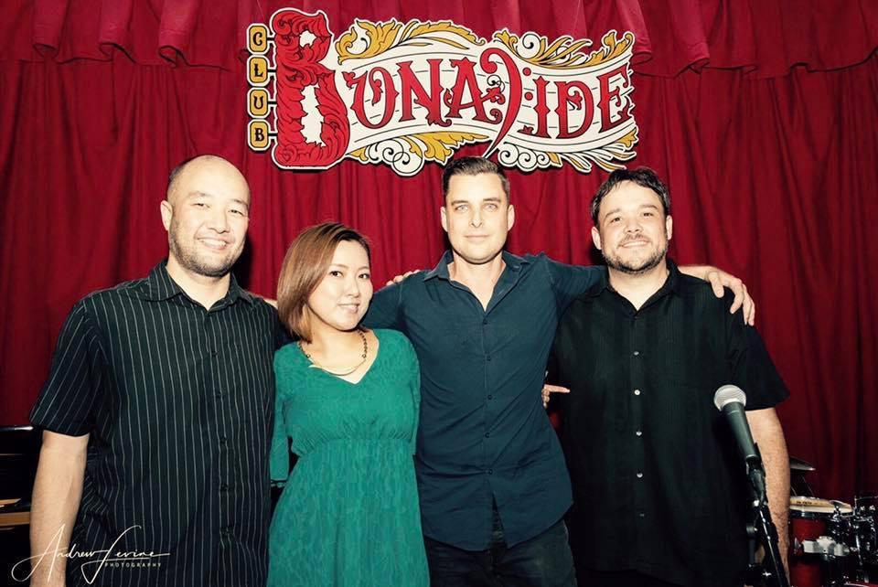 7月12日のニューヨークClub Bonafideでのライブ_a0150139_05503353.jpg