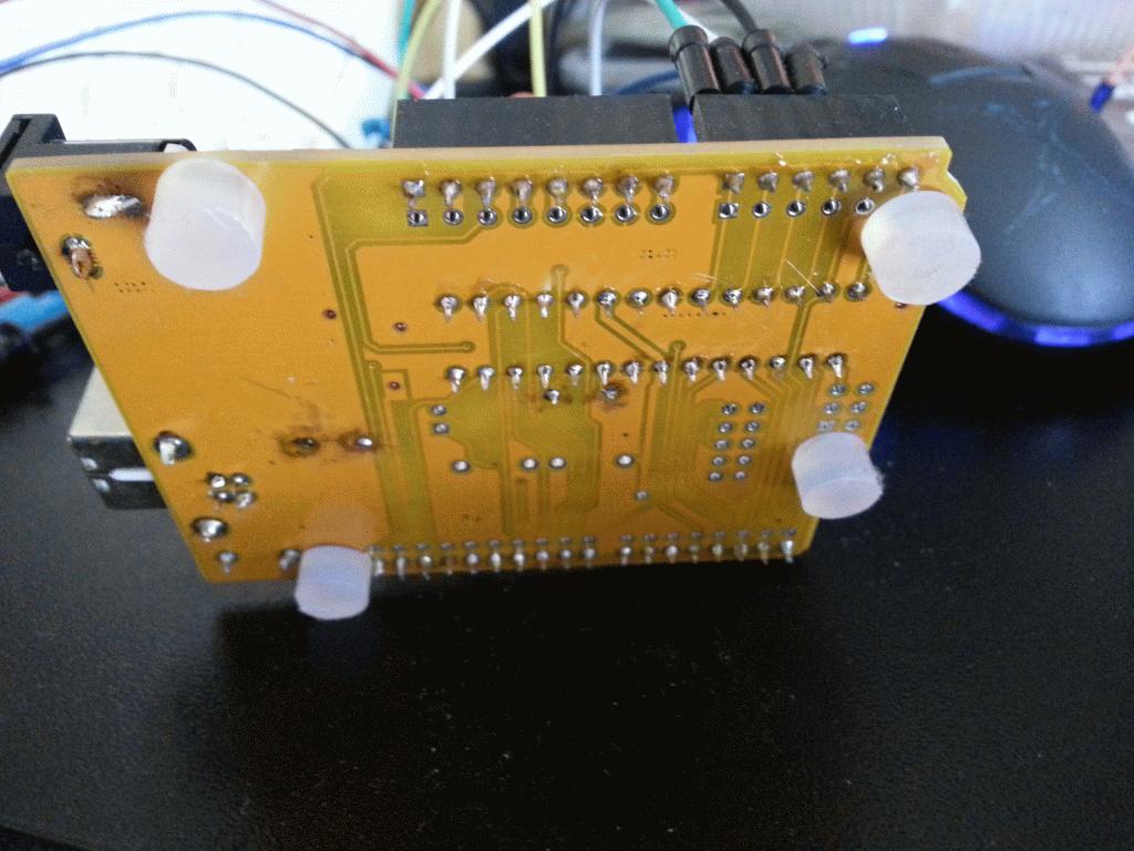 arduinoによるオシロスコープ4 - arduino基板の スペーサ代わりにホットメルトを使う (7/15)_a0034780_10573944.png