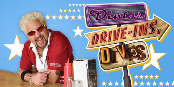 Diners, Drive-Ins and Dives @ダイナー好きへ_b0118001_15340910.jpg