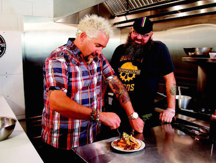 Diners, Drive-Ins and Dives @ダイナー好きへ_b0118001_15402340.jpg