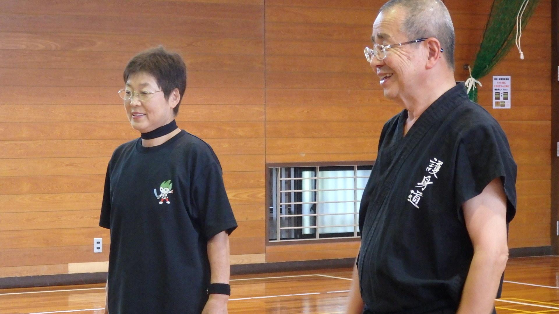 勇ましい剣士誕生!「スポーツチャンバラ + お楽しみ会」_b0239402_16555300.jpg
