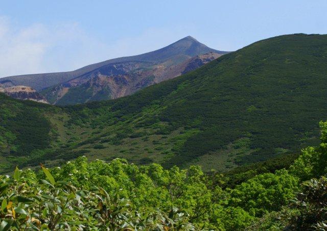 2017年7月13日(木) 富良野岳(標高1912m)~三峰山(1866m)~上富良野岳(1893m)_a0345007_2015024.jpg