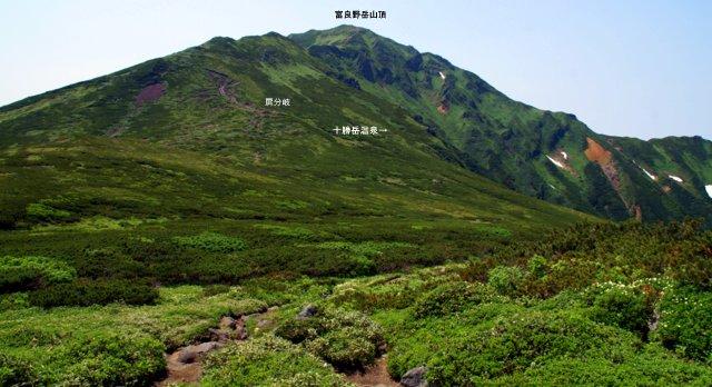 2017年7月13日(木) 富良野岳(標高1912m)~三峰山(1866m)~上富良野岳(1893m)_a0345007_20274076.jpg