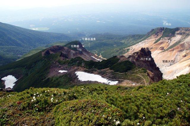 2017年7月13日(木) 富良野岳(標高1912m)~三峰山(1866m)~上富良野岳(1893m)_a0345007_20372648.jpg