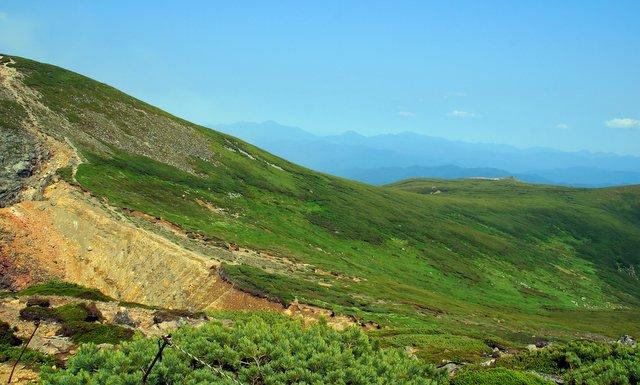 2017年7月13日(木) 富良野岳(標高1912m)~三峰山(1866m)~上富良野岳(1893m)_a0345007_20374919.jpg