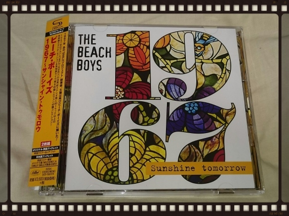 THE BEACH BOYS / 1967 ~ SUNSHINE TOMORROW_b0042308_16482327.jpg