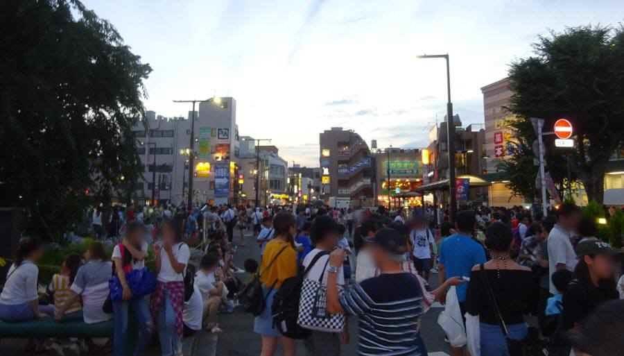 花小金井北口駅前夏祭り1日目_f0059673_08494162.jpg
