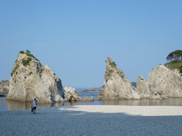 東北へ 浄土ヶ浜に_e0365880_22104442.jpg