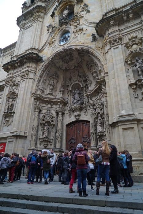 2017年GW スペインバスク地方、バル巡りの旅その10 サン・セバスチャン バル巡り1日目。_a0223786_10400413.jpg