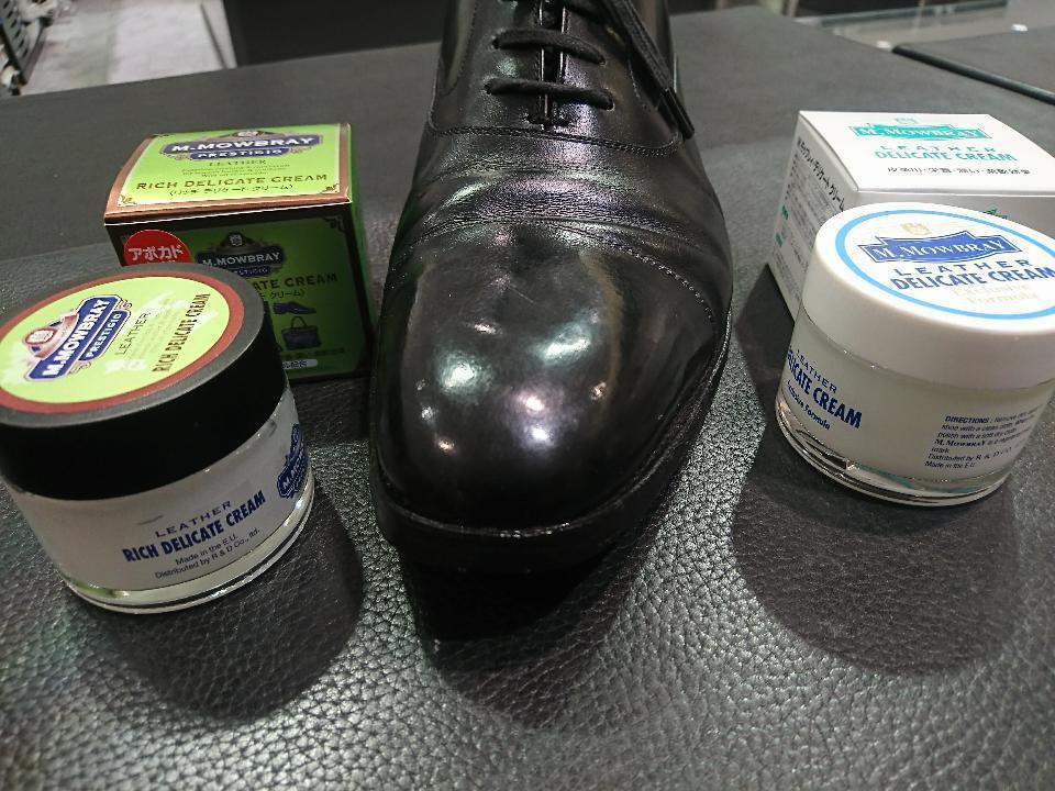 革靴のひび割れ、乾燥が原因かも・・・_b0226322_11413707.jpg