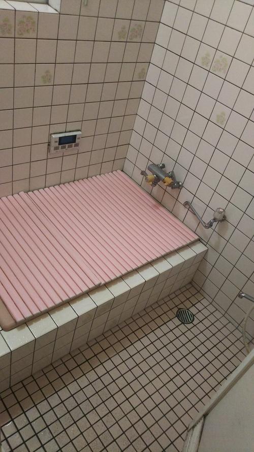 K様邸(向洋新町)バスリフォーム・外壁塗装工事_d0125228_20335172.jpg