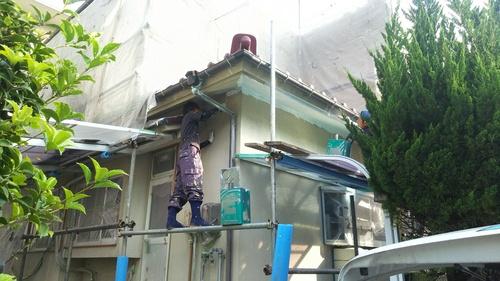 K様邸(向洋新町)バスリフォーム・外壁塗装工事_d0125228_20454735.jpg