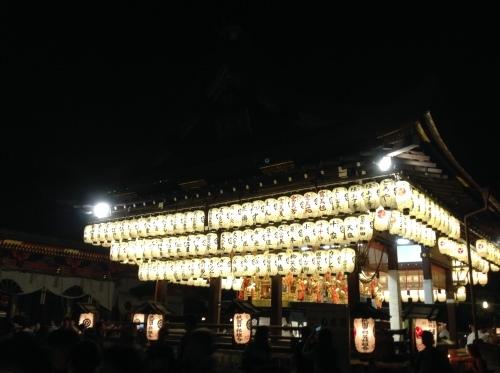 祇園祭 神楽奉納_b0153663_14585716.jpeg