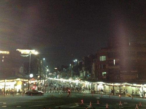 祇園祭 神楽奉納_b0153663_15263483.jpeg