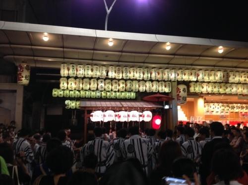 祇園祭 神楽奉納_b0153663_15595184.jpeg