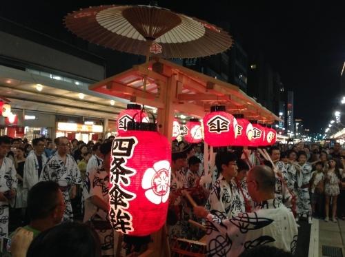 祇園祭 神楽奉納_b0153663_16023579.jpeg