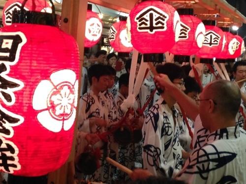 祇園祭 神楽奉納_b0153663_16033359.jpeg