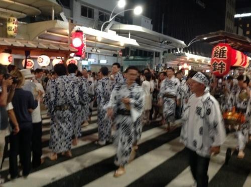 祇園祭 神楽奉納_b0153663_16044559.jpeg
