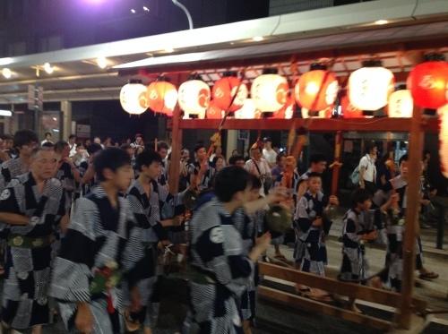 祇園祭 神楽奉納_b0153663_16051888.jpeg