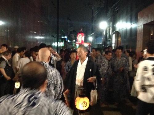 祇園祭 神楽奉納_b0153663_16054801.jpeg