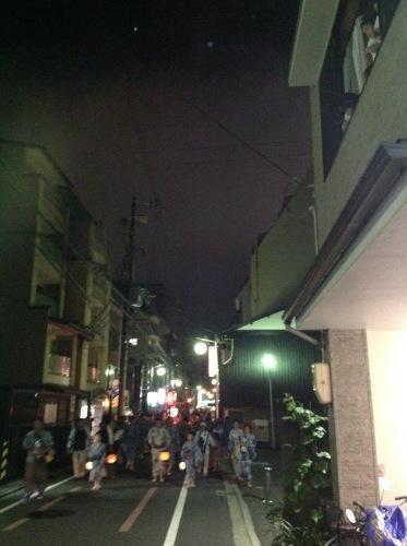 祇園祭 神楽奉納_b0153663_16151713.jpeg