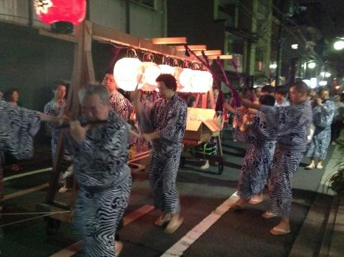 祇園祭 神楽奉納_b0153663_16161307.jpeg