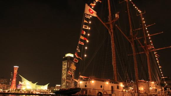 神戸港開港150周年 _d0202264_12245579.jpg