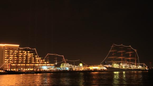 神戸港150周年 神戸の夜景_d0202264_12335985.jpg