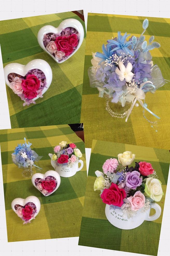 花あそびさんのプリザーブドフラワー_f0180576_11592854.jpg