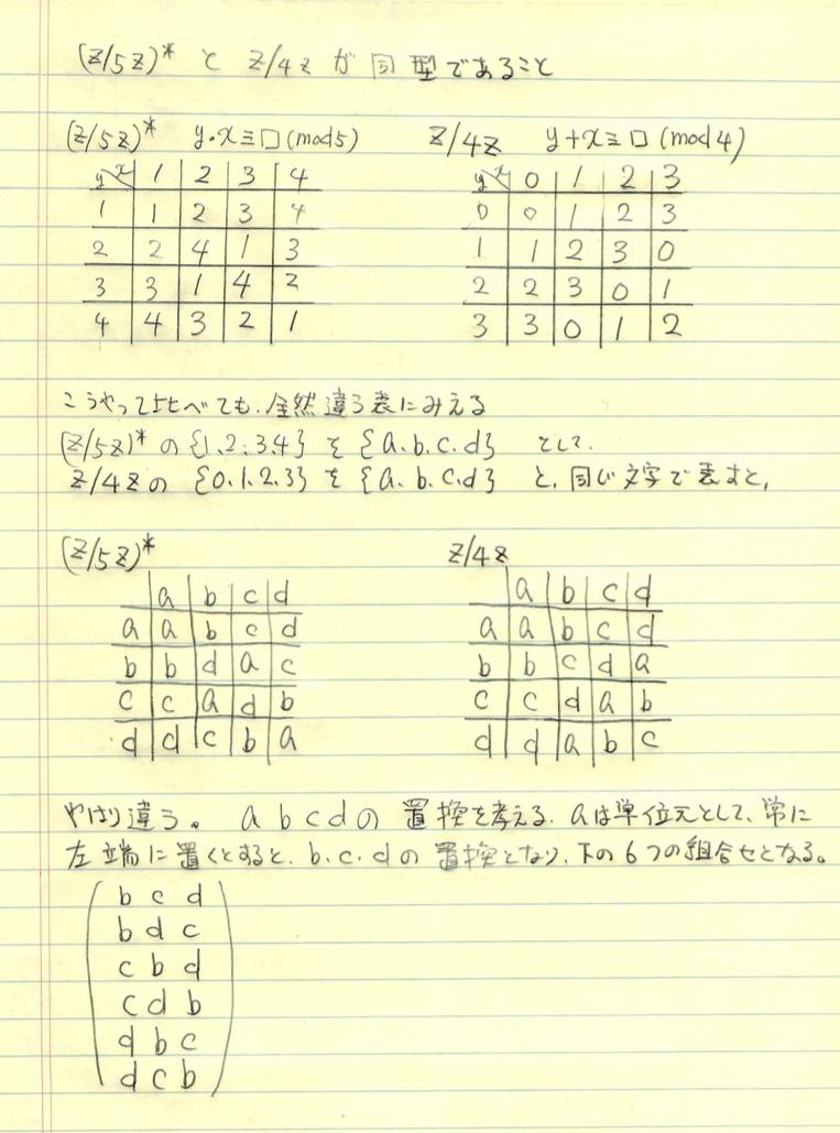 (z/5z)*とz/4zが同型であること_d0164691_229747.jpg