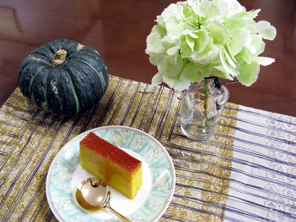 かぼちゃプリン_f0129726_21464959.jpg