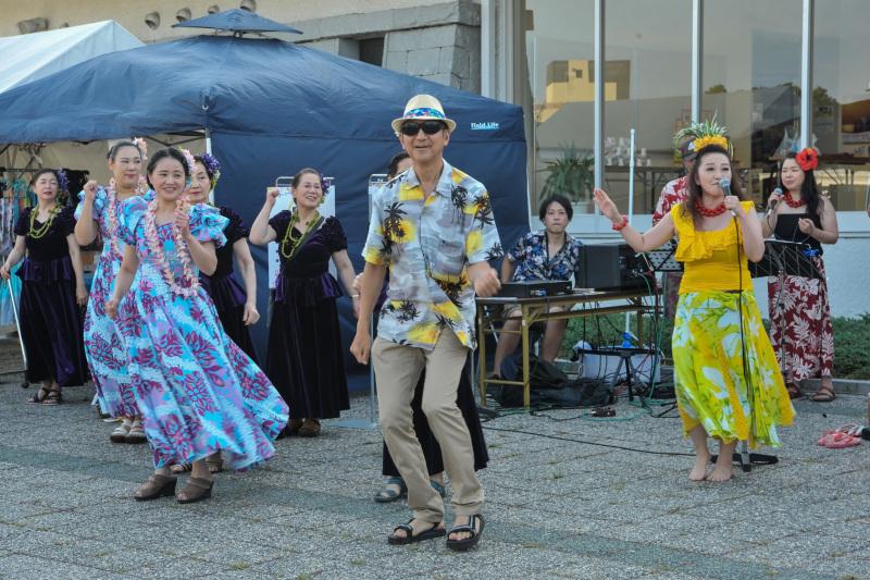 UTAZU ALOHA NIGHT 2017 フラダンス体験コーナー ②_d0246136_21114877.jpg