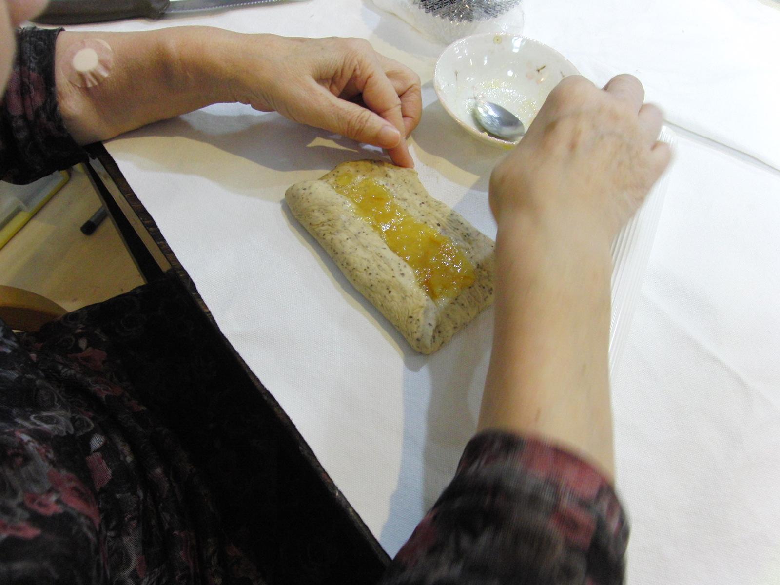 パンレク ~ 紅茶とマーマレードのアフタヌーンパン ~_e0222340_20405223.jpg