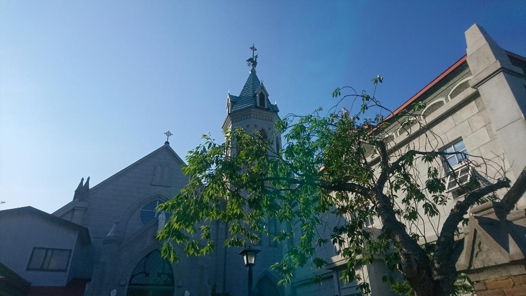 カトリック元町教会_b0106766_21043763.jpg