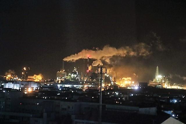 藤田八束の震災からの復興計画@素敵な仲間ととの出会い、日本製紙の夜景・・・これからの石巻を考える、復興の方法_d0181492_23361514.jpg