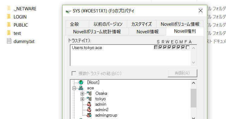 OES Linux ファイルサーバーのファイルアクセス権限の付け替え_a0056607_11075388.jpg