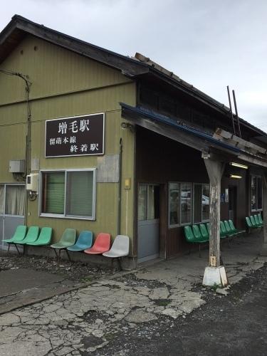 増毛町「寿司のまつくら」で、ぷりぷりの甘えび丼を満喫!_b0283211_07570732.jpg