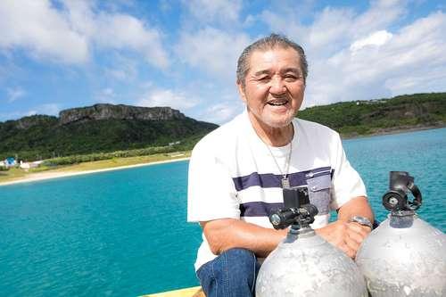 日本最西端、神秘の孤島・与那国で海底遺跡を発見した男の波瀾万丈の半生 _b0064113_9131483.jpg