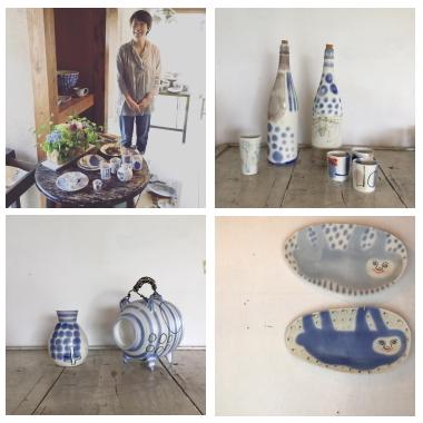 shima craft 青とえがく 展 11日間の展示が終了しました。/ぎゃらりーマドベ_a0251920_15302682.jpg