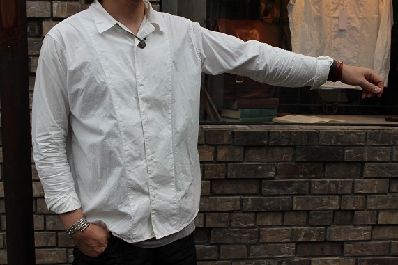 "1枚でオーラのあるシャツ 「another 20th century」""Deskwork Shirts\""_f0191324_07523929.jpg"