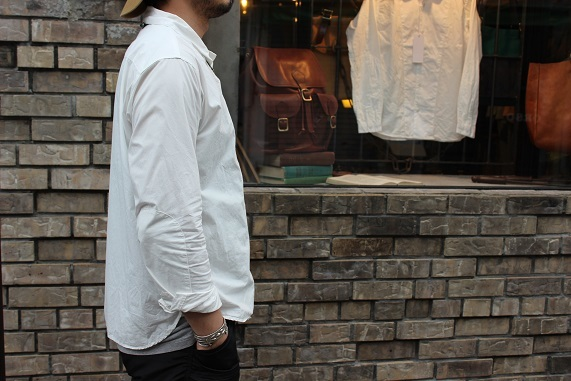 "1枚でオーラのあるシャツ 「another 20th century」""Deskwork Shirts\""_f0191324_07525124.jpg"