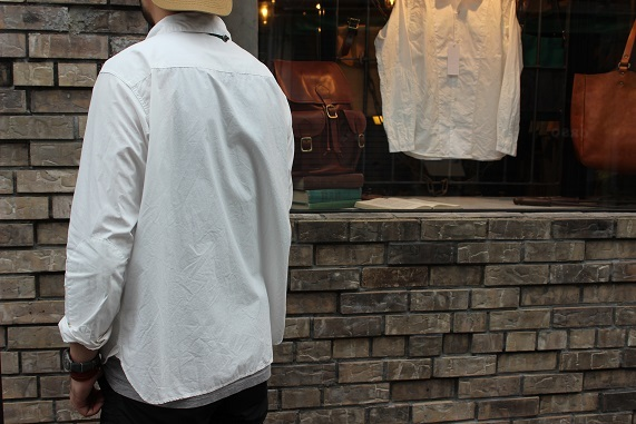 "1枚でオーラのあるシャツ 「another 20th century」""Deskwork Shirts\""_f0191324_07525827.jpg"