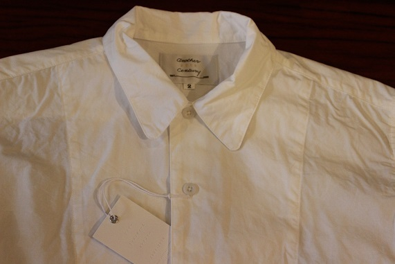 "1枚でオーラのあるシャツ 「another 20th century」""Deskwork Shirts\""_f0191324_07530445.jpg"