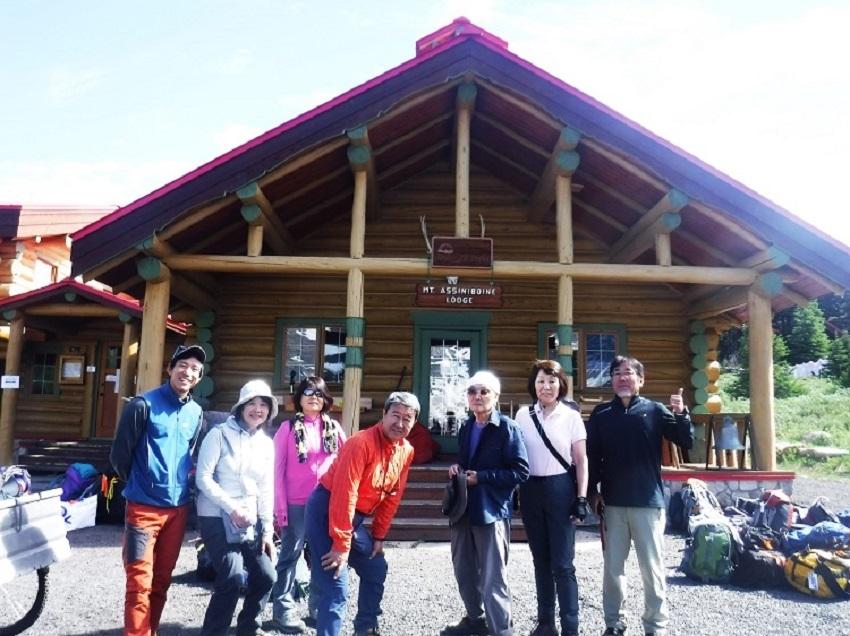 初夏のロッキーを満喫! アシニボインロッジ滞在とロッキーハイキング 8泊9日の旅_d0112928_14494718.jpg